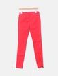 Pantalón pitillo rojo Primark