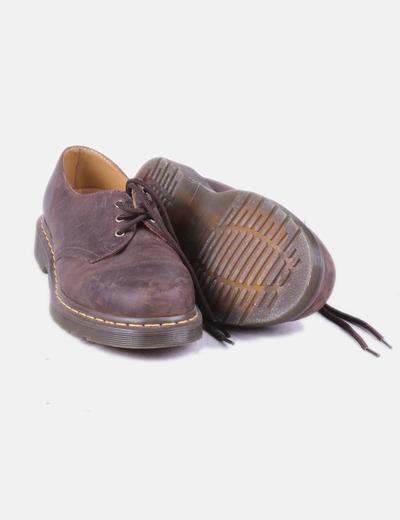 Marrones Marrones Zapatos Cordones Cordones Con Zapatos Con Zapatos 0nwNm8
