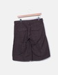 Shorts brown checked Stradivarius