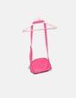 Bolso rosa estampado floral Desigual