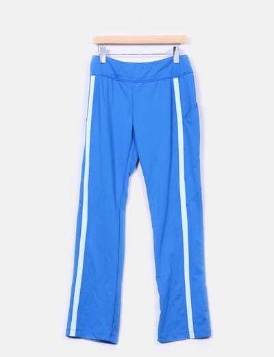 Chandal tonos azules nike