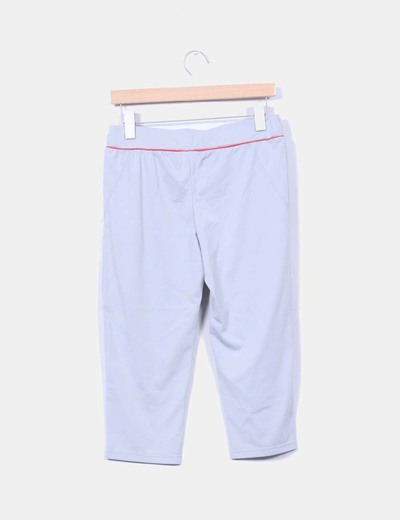 Pantalon gris deportivo