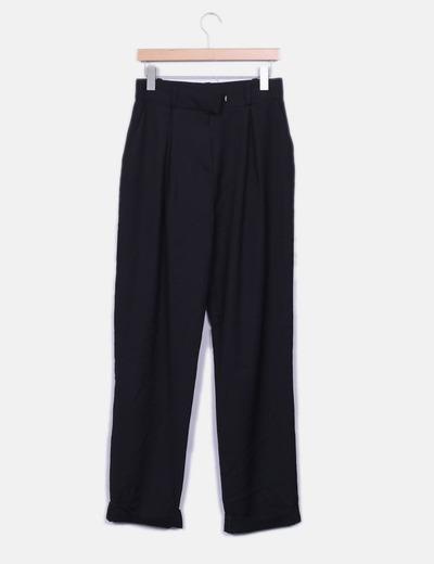 Pantalon coupe droite Suiteblanco