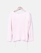 Jersey de punto rosa palo Primark