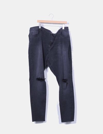 Jeans denim curve negro Asos