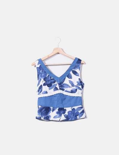 shirt amp;g T Top Donna A Da kXuiOZP