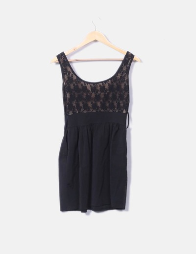 Green Coast Black Dress With Lace Discount 78 Micolet