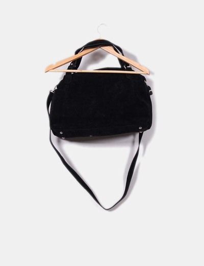 Bolso shopper flecos