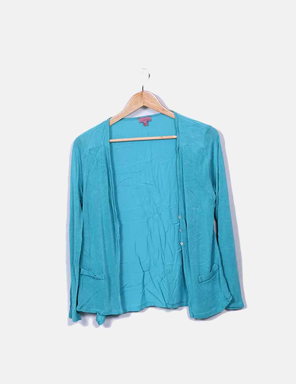 azul Chaquetas combinada Abrigos de baratos online Mujer Chaqueta y Trucco  Oq577w1 ... 735ecada0994