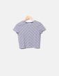 Camiseta estampada de manga corta Zara
