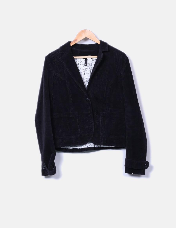 Abrigos negra y amp;M Blazer Chaquetas H de online baratos