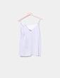 Camiseta antelina gris Primark