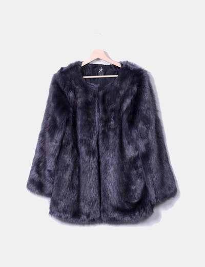 Primark blauer mantel