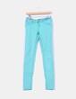 Jeans denim rayas verdes pitillo Tally Weijl