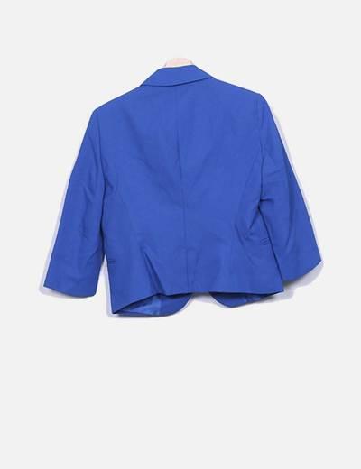 Blazer azul klein