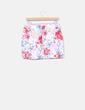 Falda abullonada print floral  Suiteblanco