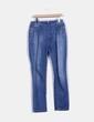 Pantalon baggy demindetalle bolsillos Mango