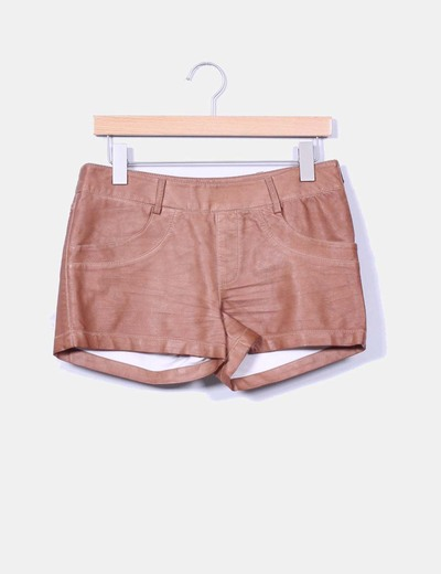 Short camel de polipiel