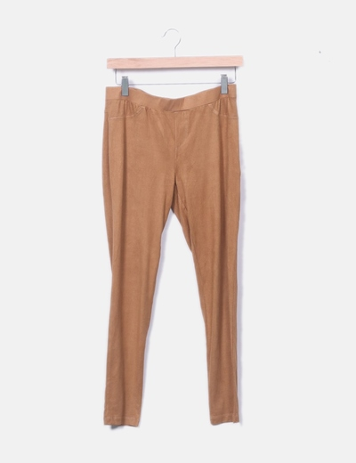 Leggings antelina camel