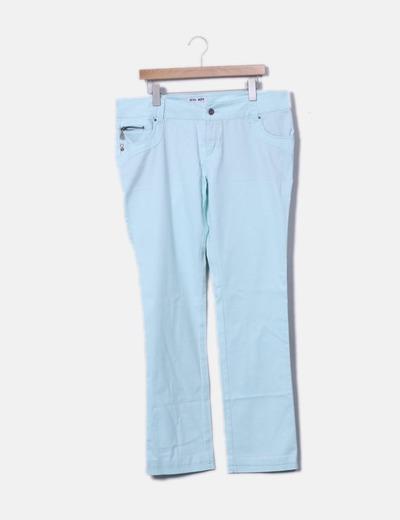 Pantalon de menthe Vero Moda