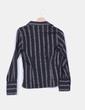 Blusa negra combinada Zara