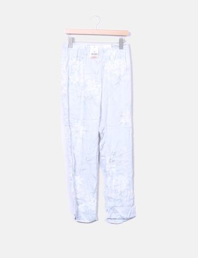 Pantalon baggy Oysho