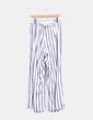 Pantalón recto de rayas H&M