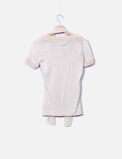 Hoss Intropia Camiseta manga corta cinturón (descuento 82%) - Micolet 8250684c37f