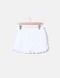 Shorts white embroidered lingerie Women'secret