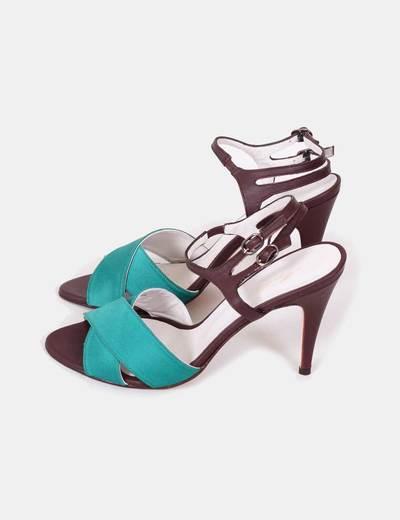 Sandales à talons Magoblan