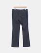 Pantalón de pinzas con rayas diplomáticas Zara