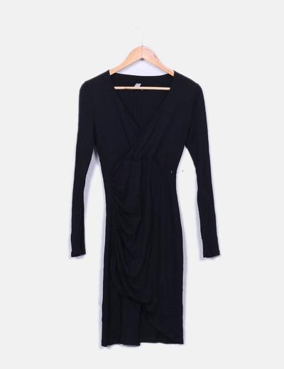 Robe courte Suiteblanco
