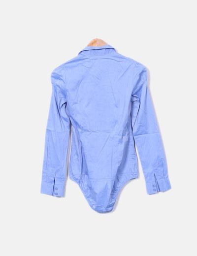 Camisa body azul
