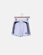 Short deportivo blanco Adidas