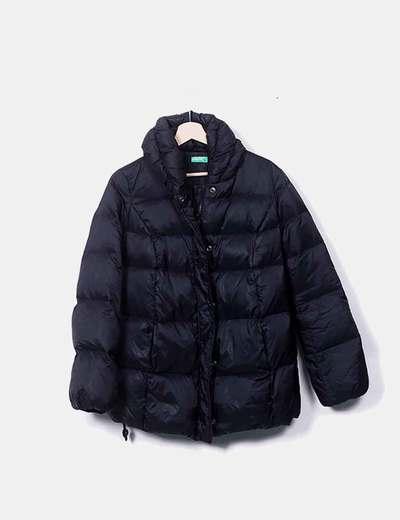 Benetton puffer jackets