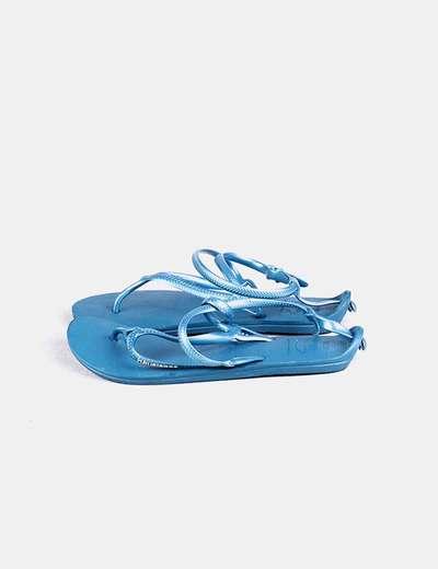 111645d683a2 Havaianas Sandalias azul petróleo (descuento 65%) - Micolet