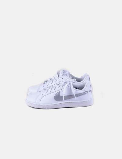 30c4d19c6 Nike Bambas Nike blancas (descuento 14%) - Micolet