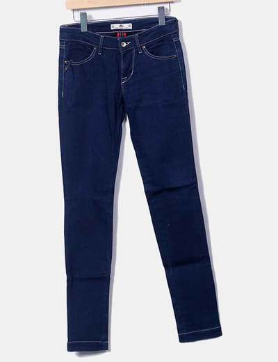 Pantalons slim Fornarina
