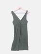 Vestido verde de lycra Carlocacollectionplage