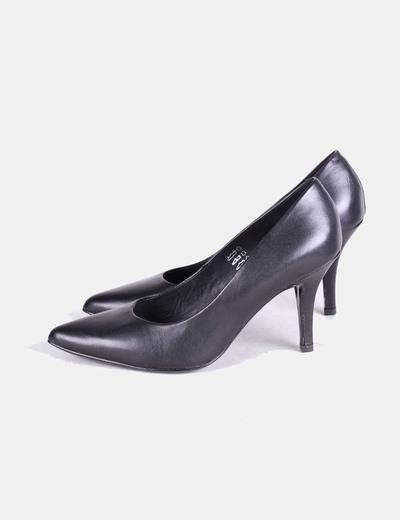 Zapatos pump negros Pier One
