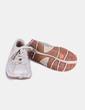 Zapato beige con cordones Art