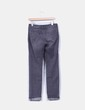 Jeans denim gris recto b. young
