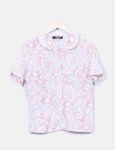 Camisa estampado floral Cacharel