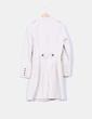 Abrigo mao doble botonadura beige  Zara