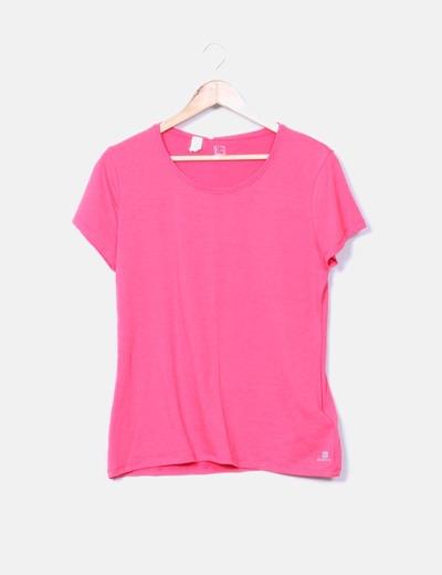 Camiseta básica manga corta Decathlon