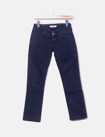 Pantalón denim azul marino Levi's