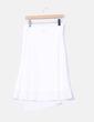 Conjunto blusa y falda beig claro  Amichi
