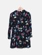 Vestido camisero floral Lefties