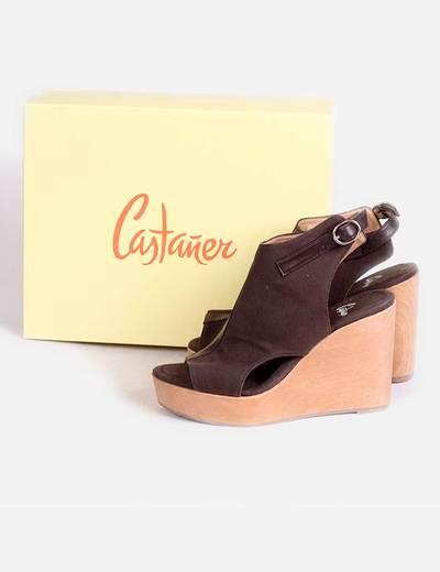 Sandales à talons Castañer