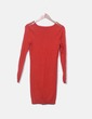 Robe chaudière de laine Massimo Dutti